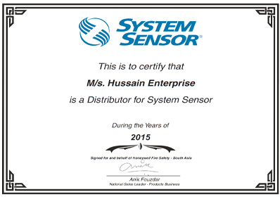 System-Sensor-Valves-Authorized-Dealers-In-Chennai